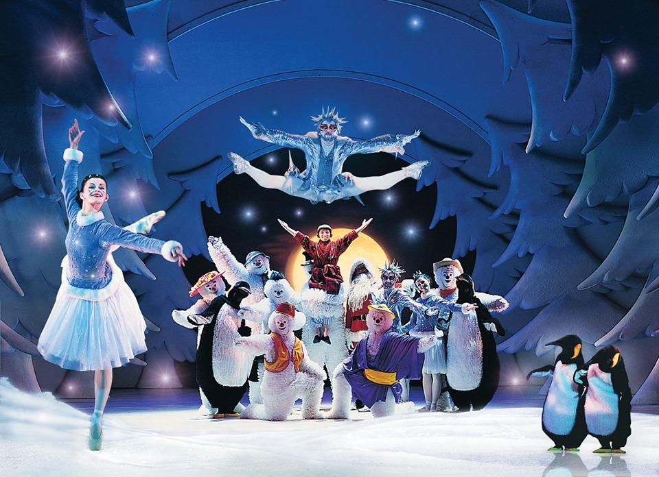 the snowman cast