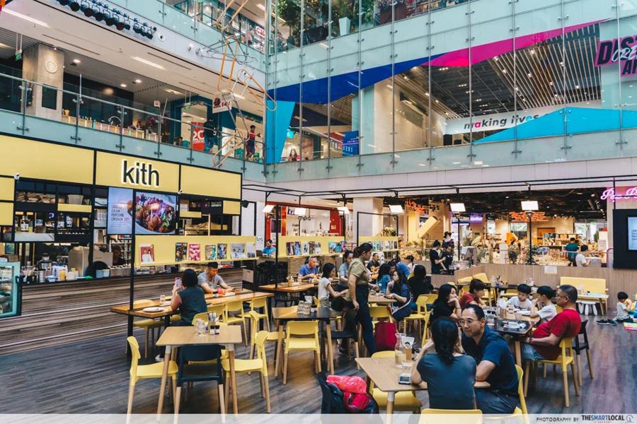 KINEX Mall Kith Cafe