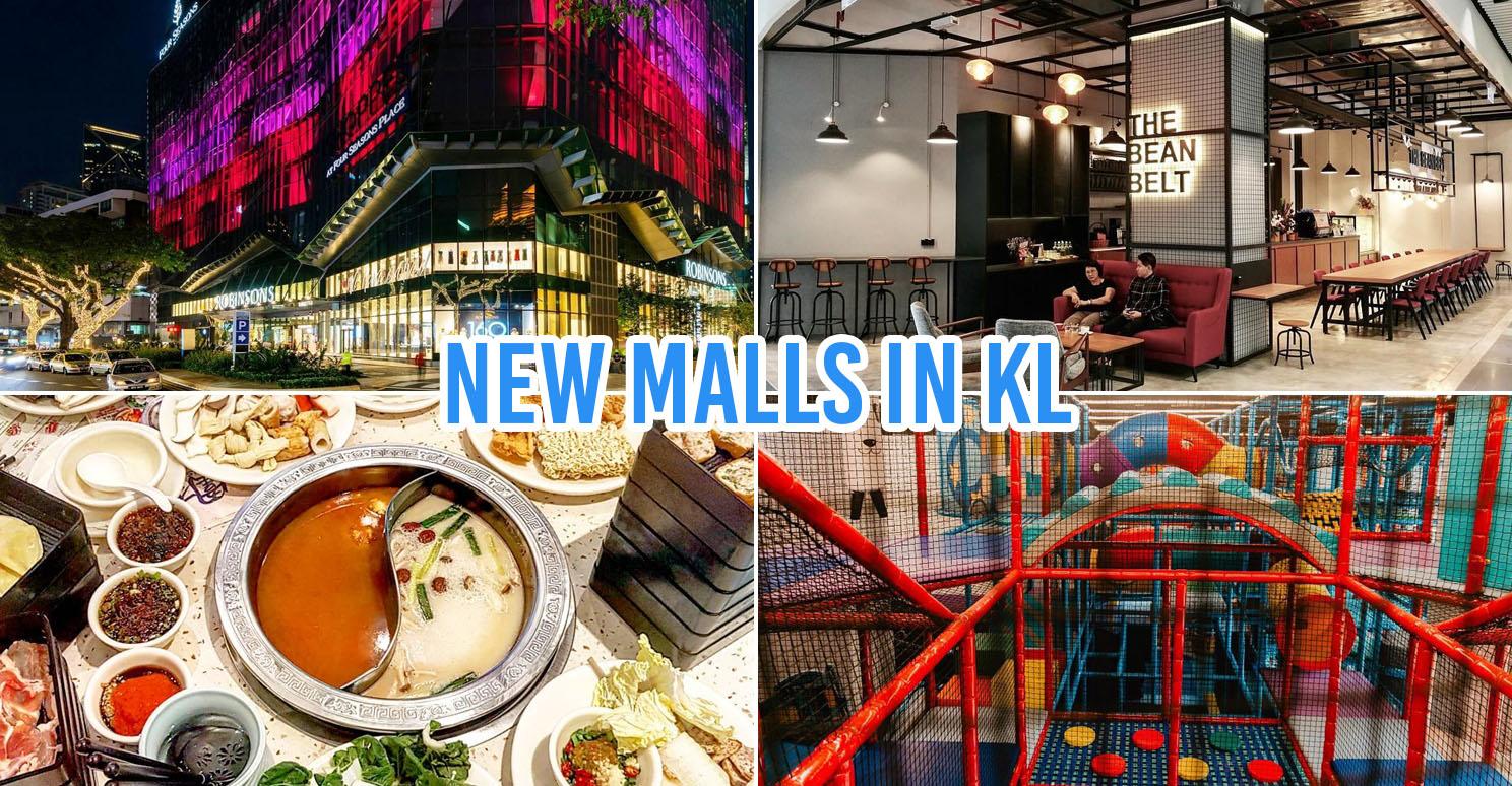 New Malls in KL