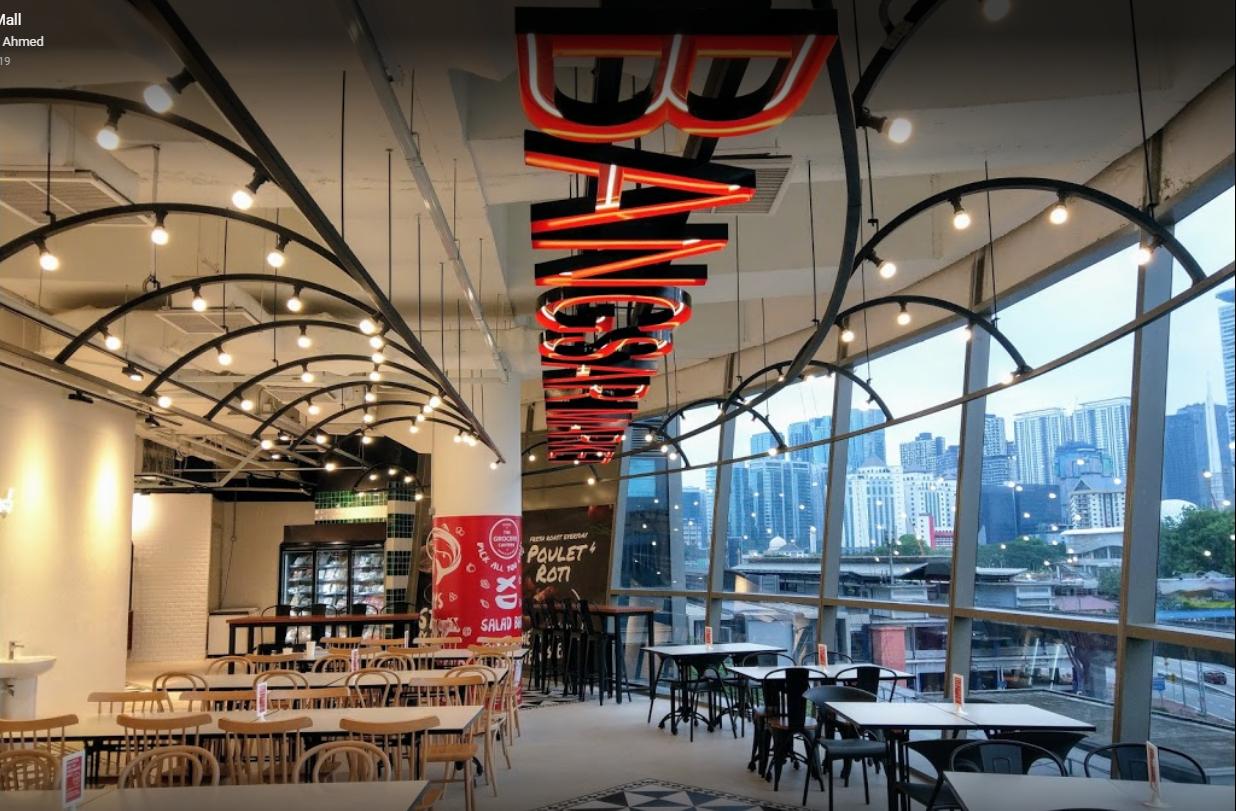 Bangsar Market KL Eco City Mall