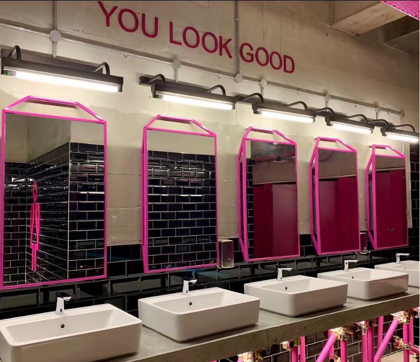 EkoCheras Mall washroom