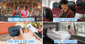 Klook Travel Festival 2019 Singapore TheSmartLocal