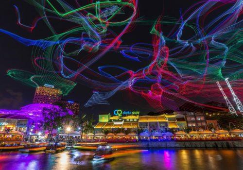 Mid-Autumn events Singapore River Festival