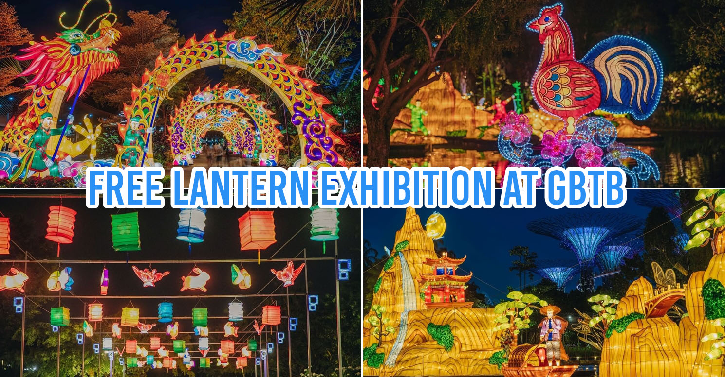 10 Mid-Autumn 2019 Events In Singapore With Giant Lanterns