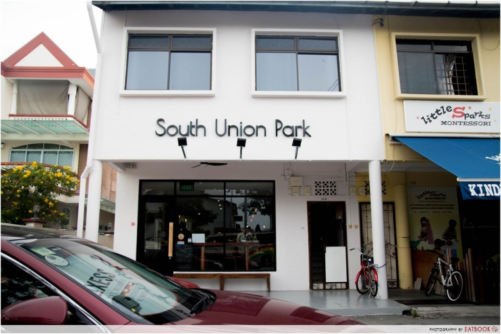 Neighbourhood Cafes Restaurants Singapore South Union Park Kembangan