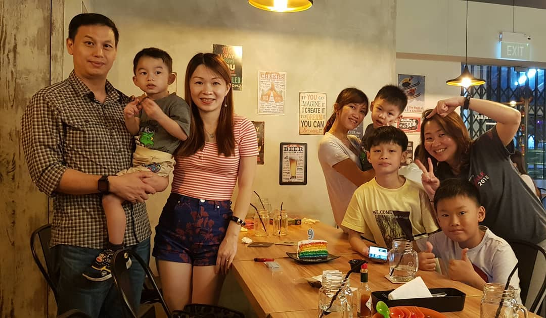 Neighbourhood Cafes Restaurants Singapore Family-Friendly Larder Kids Meal