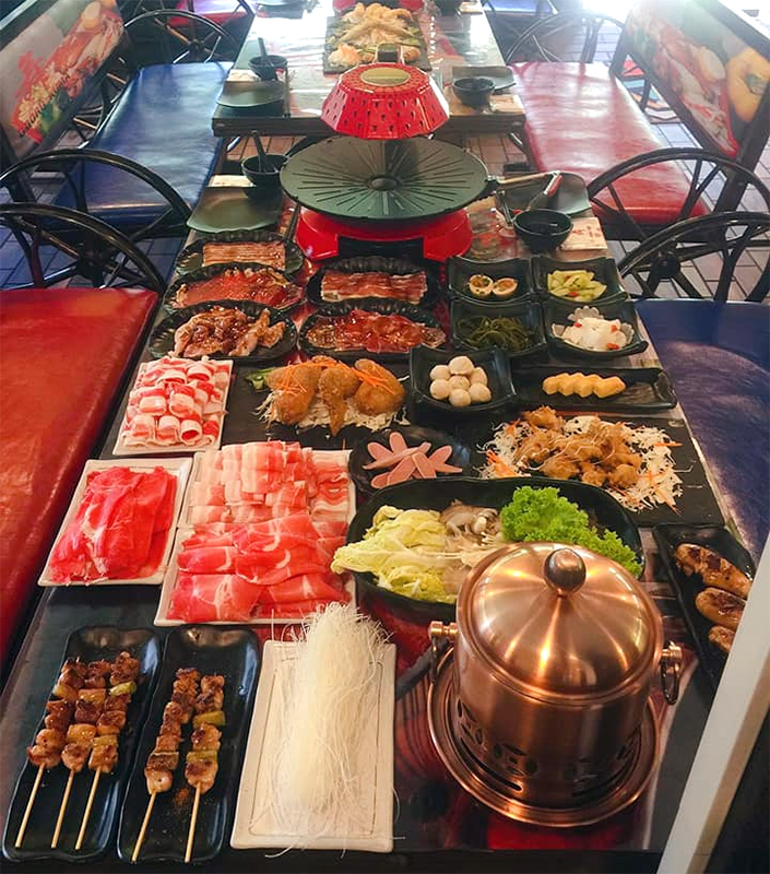 Neighbourhood Cafes Restaurants Singapore Odoru Kuma Japanese BBQ Buffet