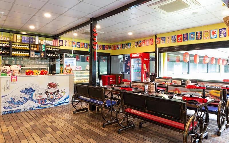 Neighbourhood Cafes Restaurants Singapore Odoru Kuma Japanese BBQ
