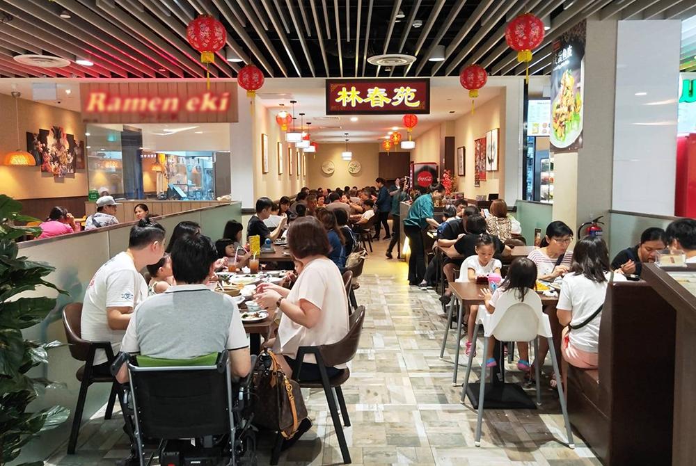 Neighbourhood Cafes Restaurants Singapore Lim Spring Court Yishun
