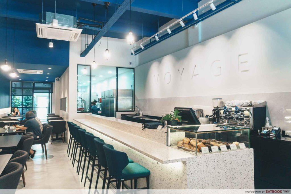 Neighbourhood Cafes Restaurants Singapore Tiong Bahru Voyage Patisserie