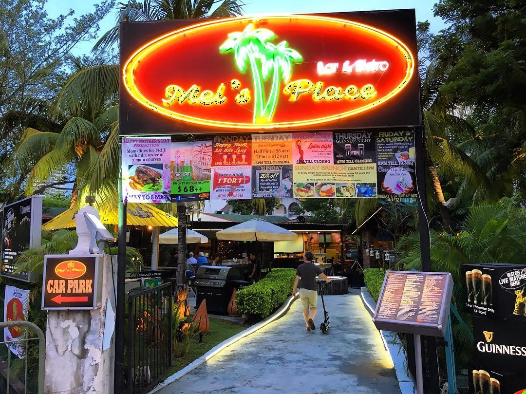 Neighbourhood Cafes Restaurants Singapore Mel's Place Katong