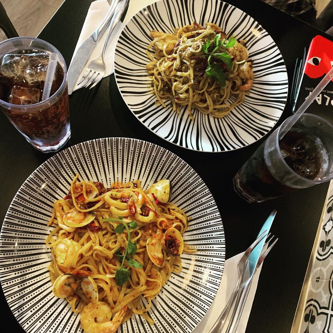 Neighbourhood Cafes Restaurants Singapore Craze Kitchen Halal Pasta