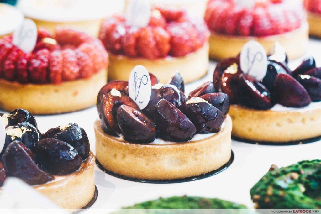 Neighbourhood Cafes Restaurants Singapore Voyage Patisserie Desserts