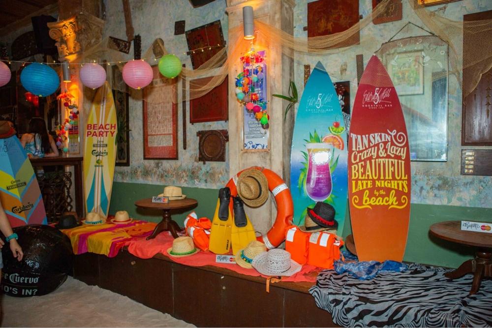 No.5 Emerald Hill - surf boards