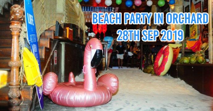 No.5 Emerald Hill Beach Party