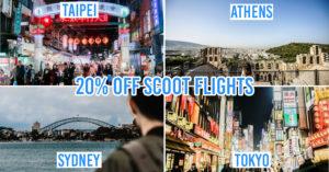 Popular travel destinations