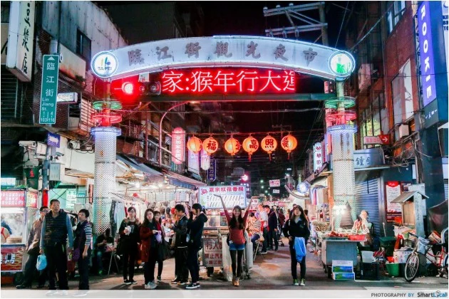 Popular travel destination - Taipei