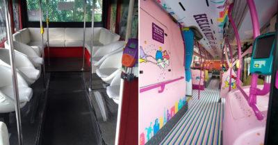 Singapore Public Transport Evolution