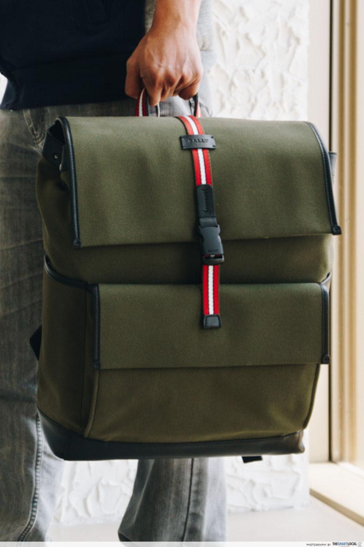 Reebonz Bally Mayer Backpack