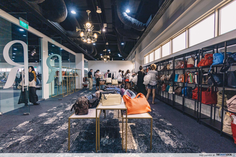 Reebonz Warehouse Sale