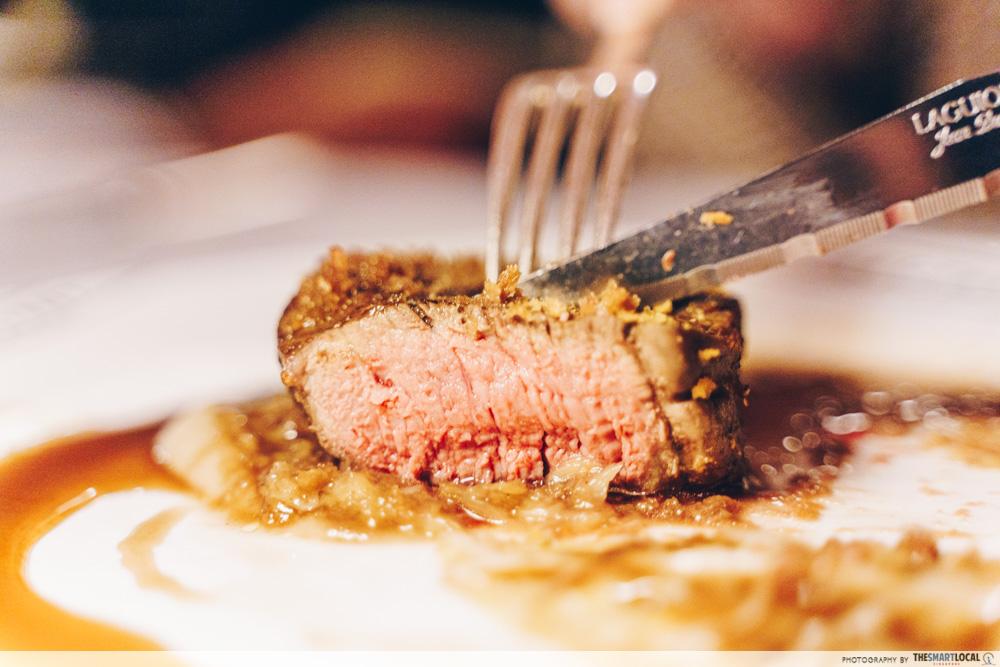 Sketch London - beef