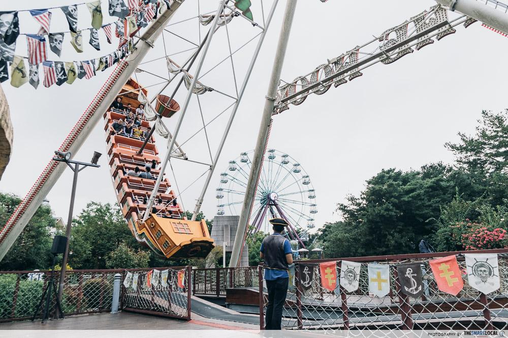 Lihpao Land Theme Park