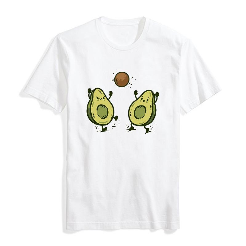 avocado print t-shirt