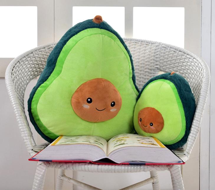 avocado plushies