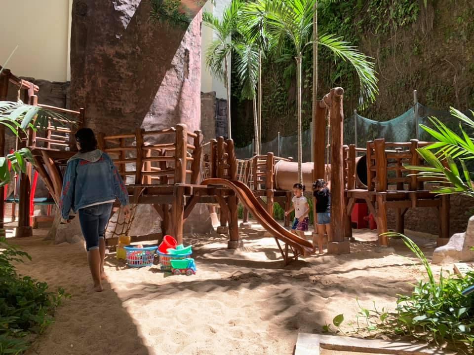 bali luxury hotels - hilton bali resort jungle camp