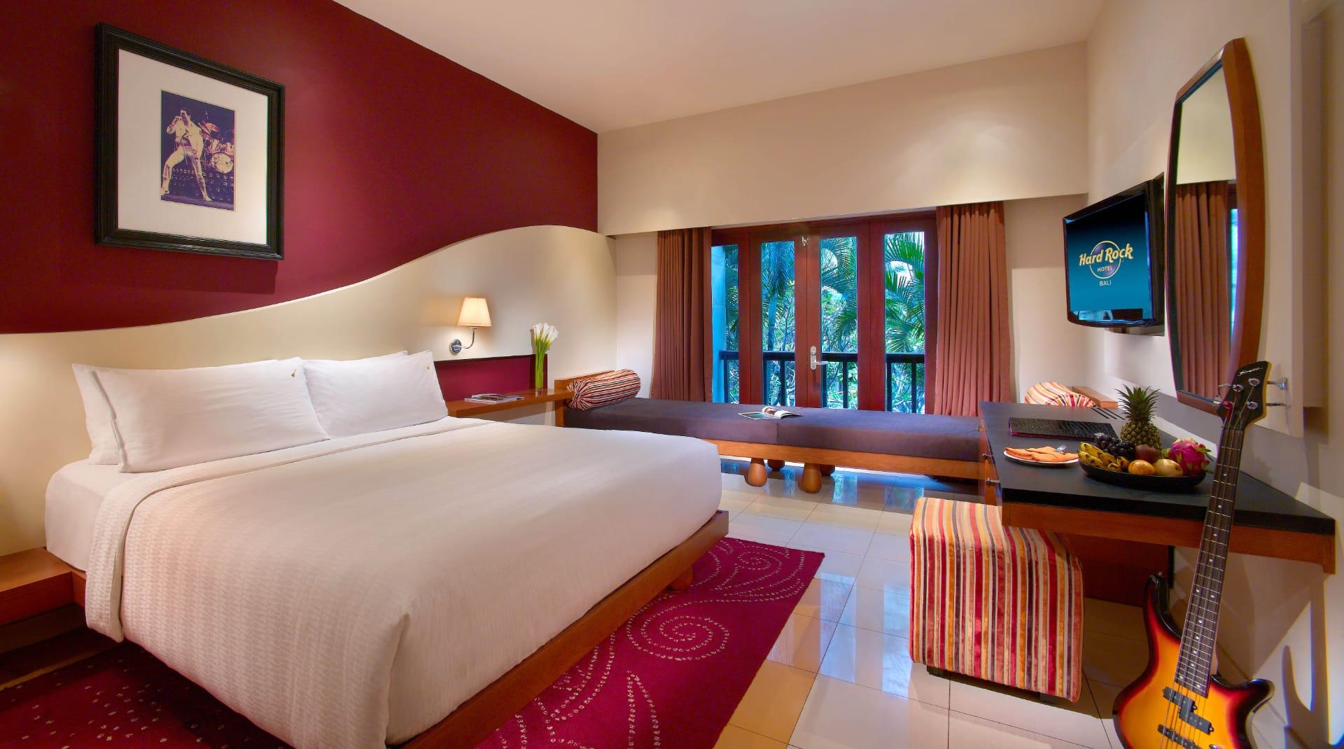 bali luxury hotels - hard rock hotel bali