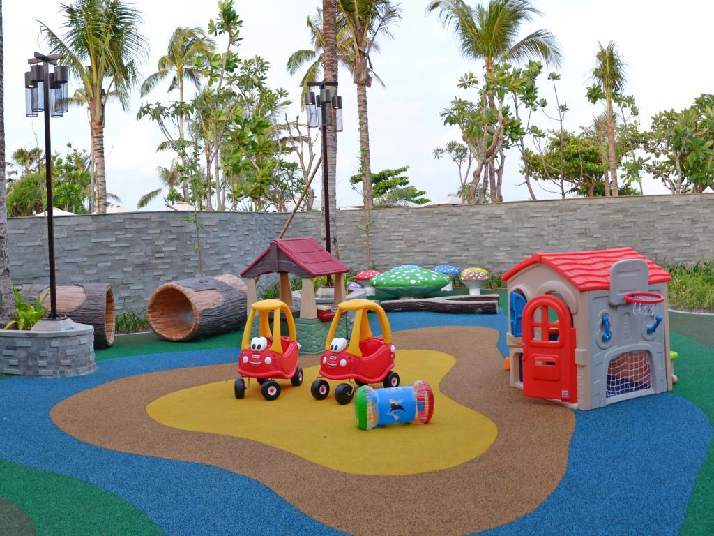 bali luxury hotels - Sofitel Bali Nusa Dua Beach Resort kids club