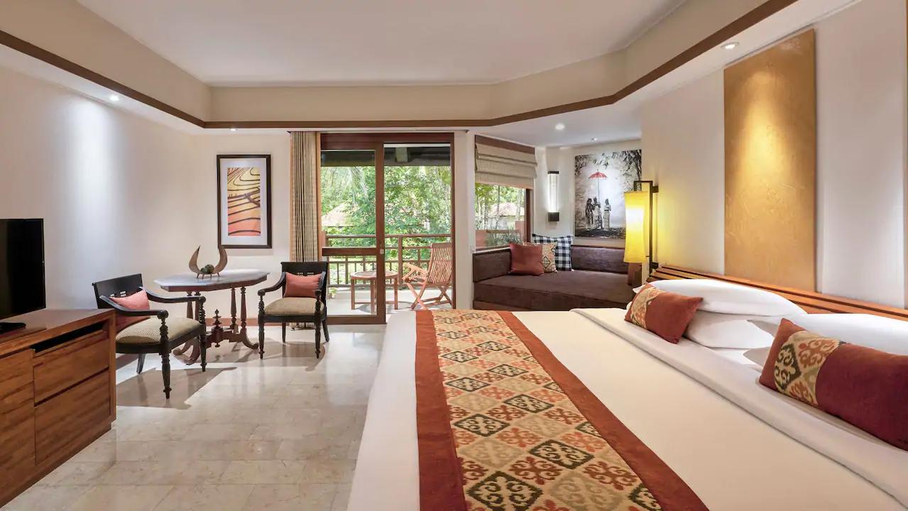 bali luxury hotels - grand hyatt bali