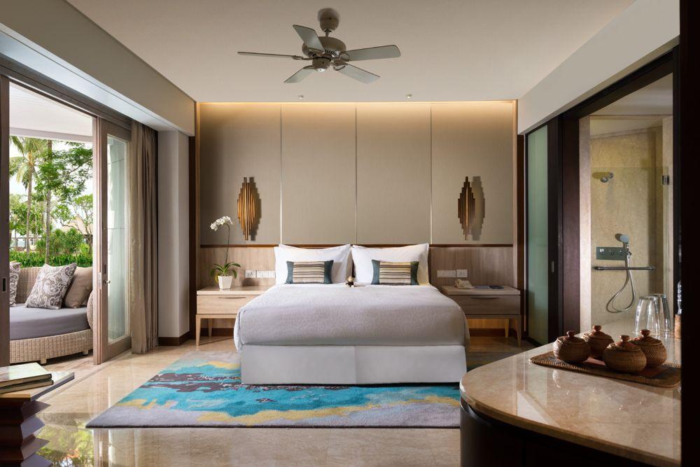 bali luxury hotels - conrad bali