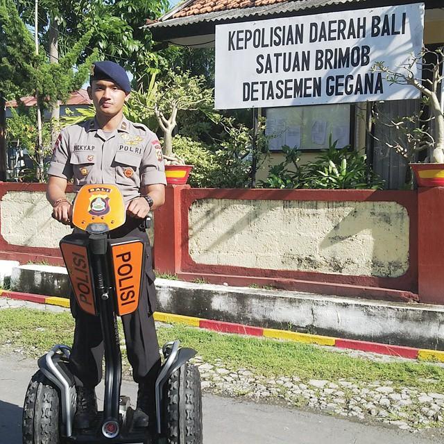 bali travel scams police