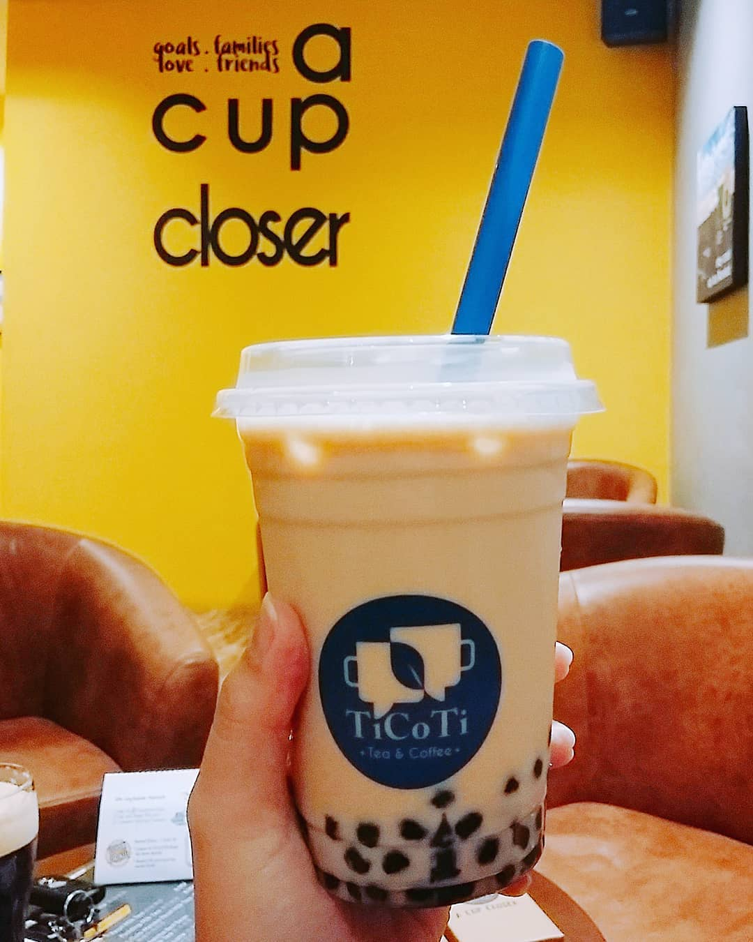 bubble tea cafe in jb - ticoti