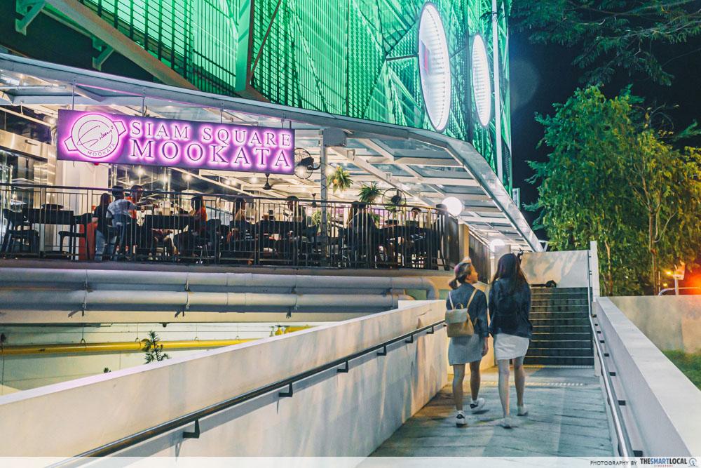 Siam Square Mookata