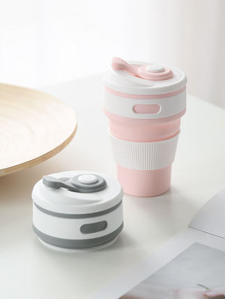 reusable collapsible coffee cups