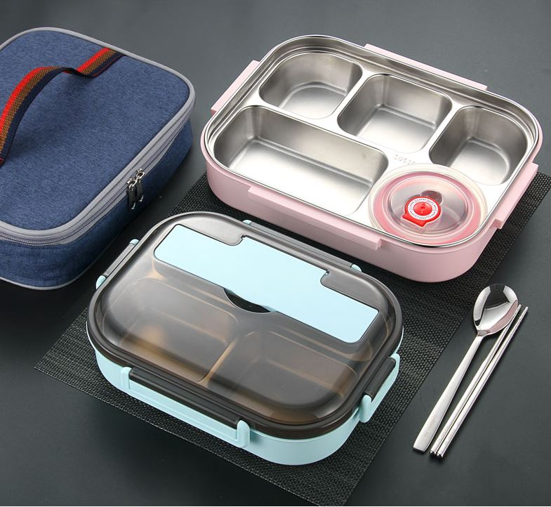 lunch boxes with partitions