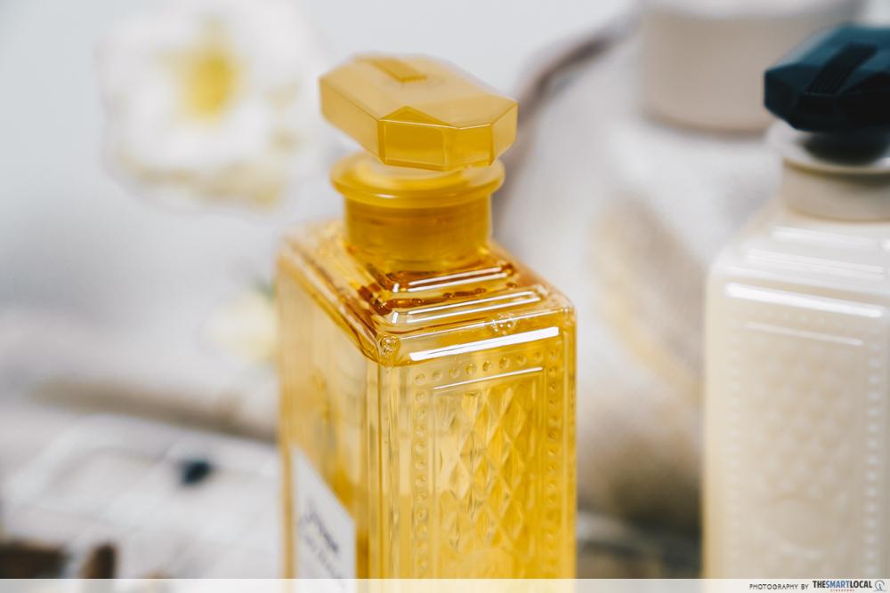 Diane Bonheur bottle design