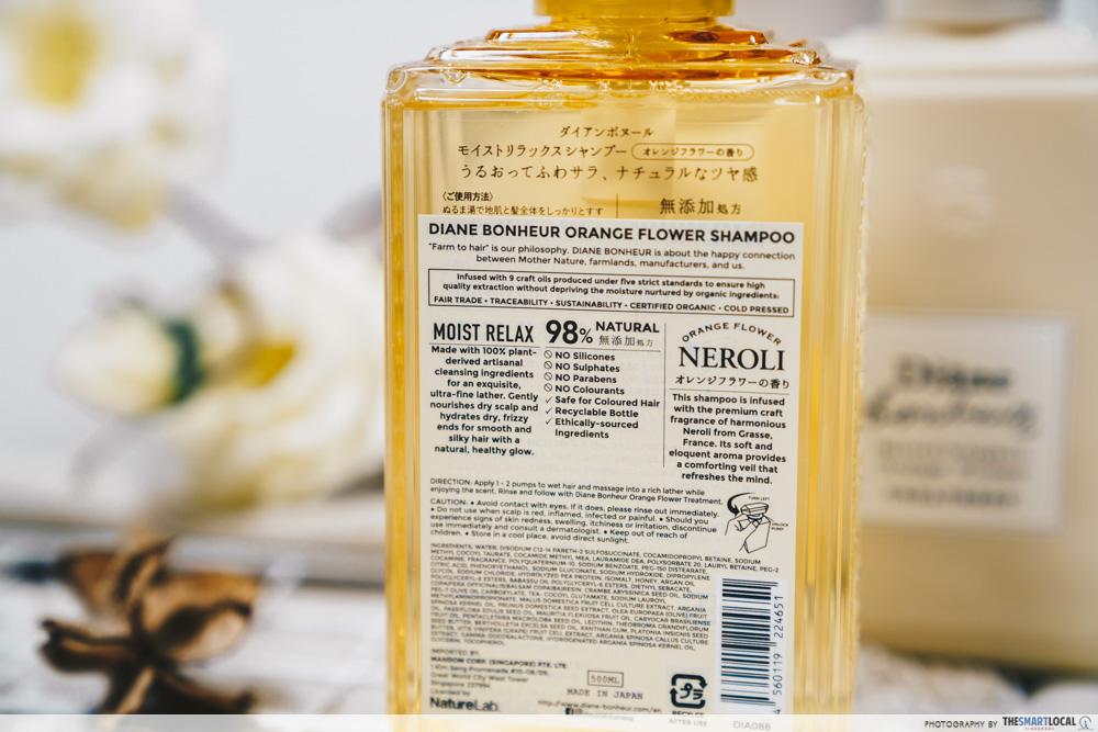 Diane Bonheur label