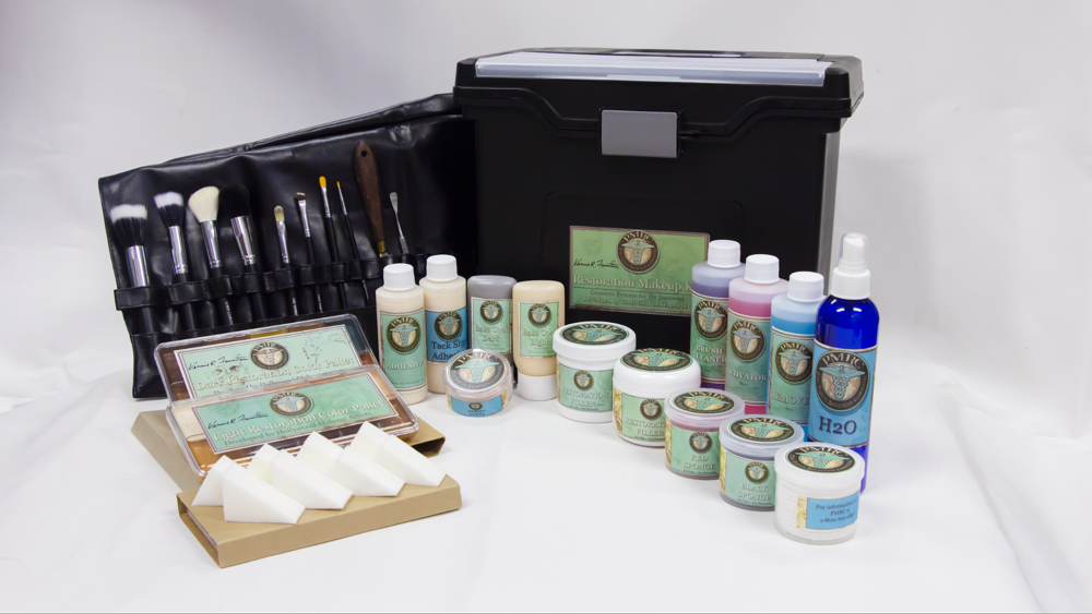 Post mortem restorative cosmetics embalming