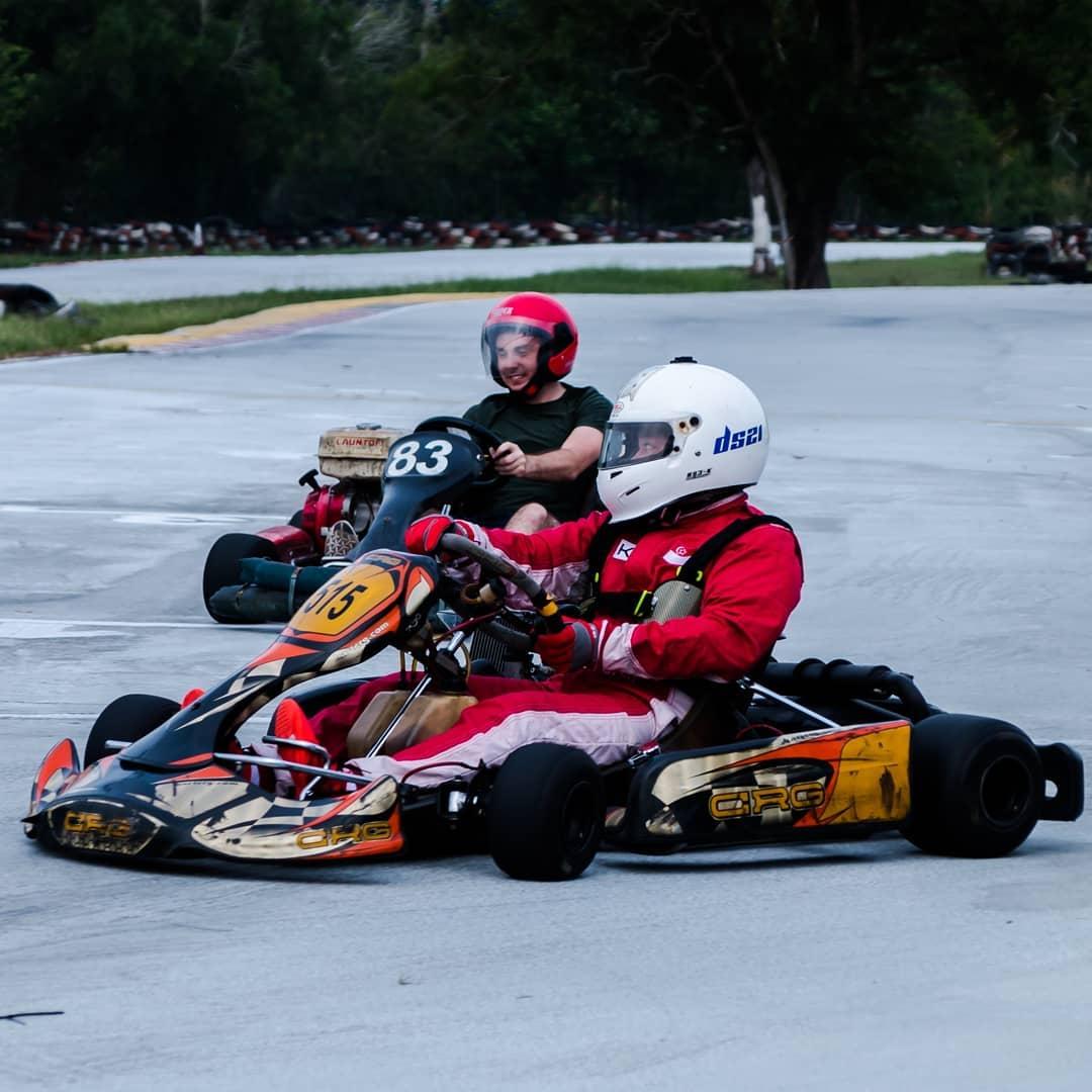 team bonding johor bahru permas go kart