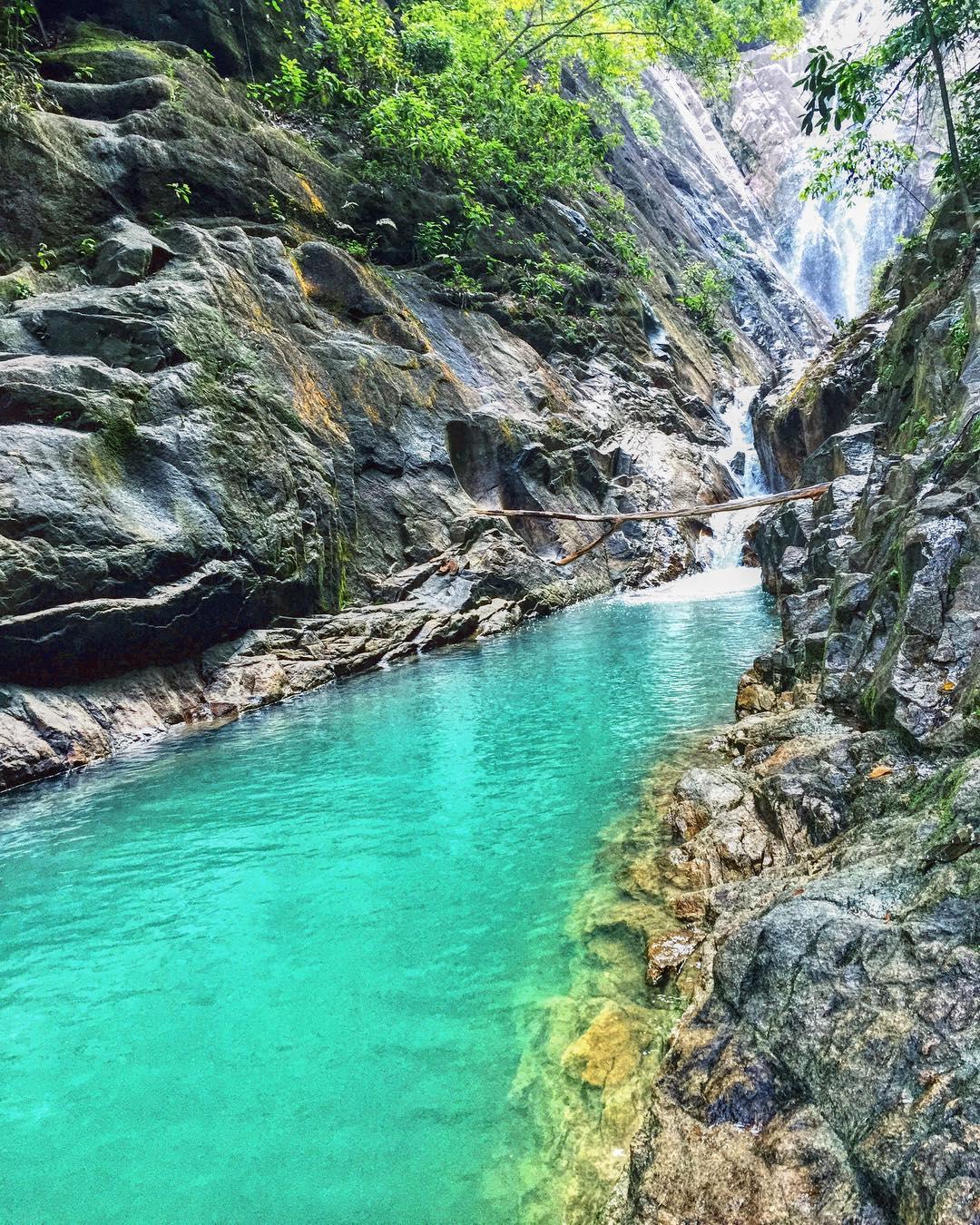 team bonding johor bahru pulai waterfall