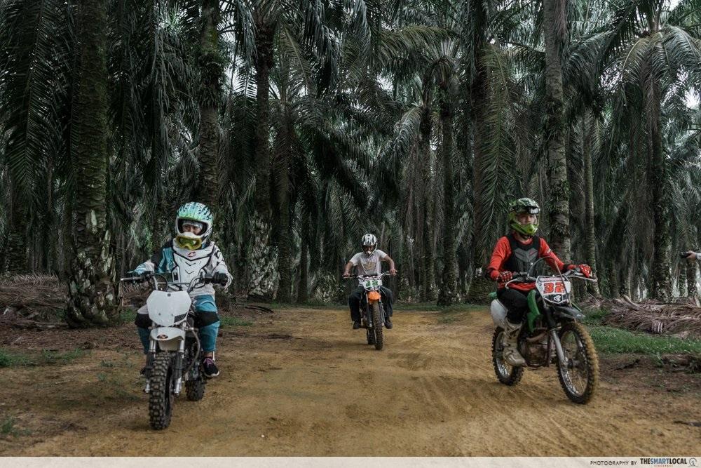 team bonding johor bahru tristan park