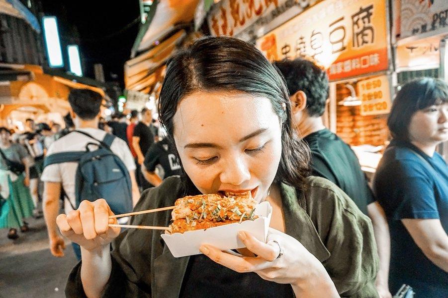 Muslim-Friendly Food Taipei stinky tofu