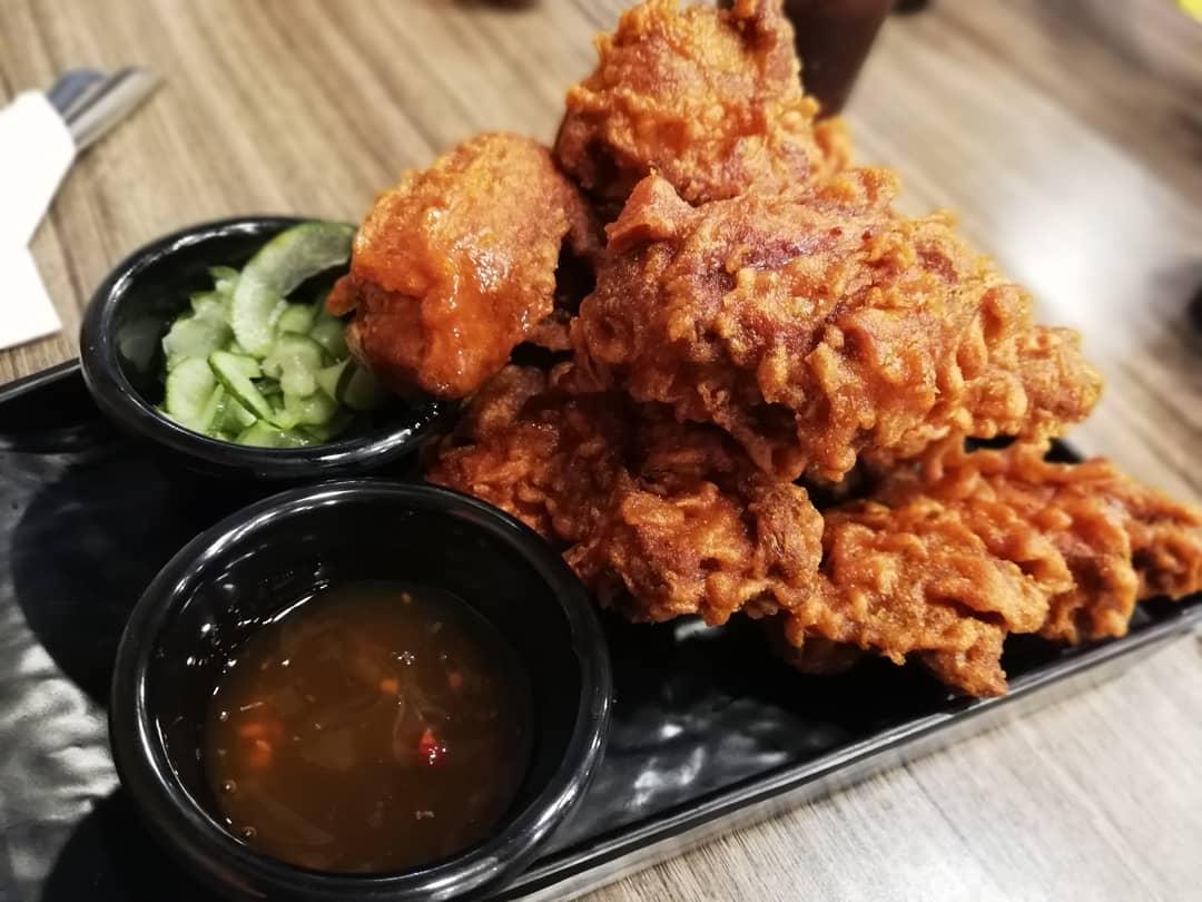 Muslim-Friendly Food Taipei fried chicken master