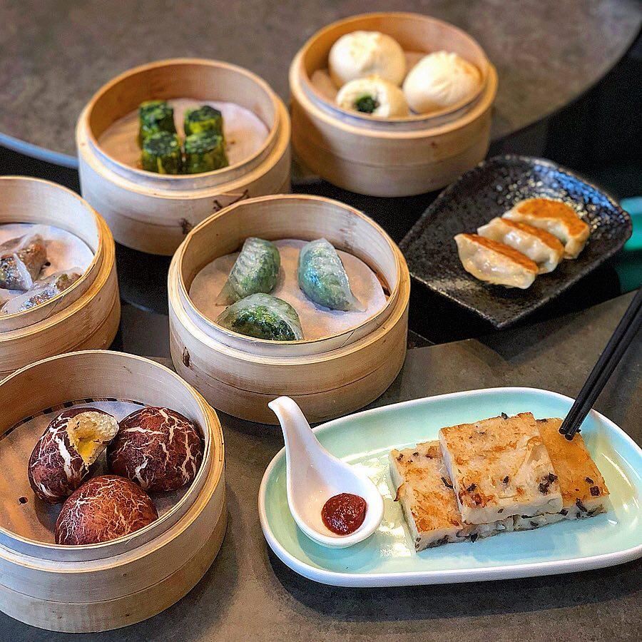 Muslim-Friendly Food Taipei yang shin vegetarian