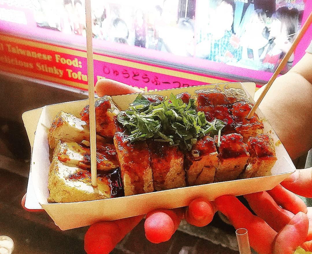 Muslim-Friendly Food Taipei shilin night market
