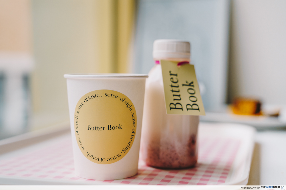 butter book coffee