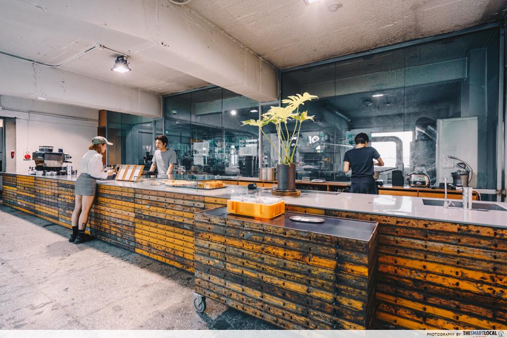 anthracite cafe korea